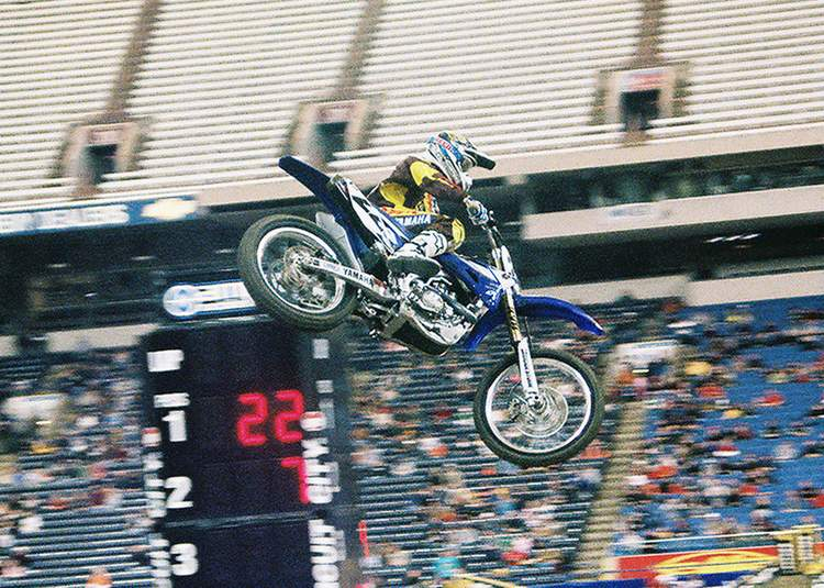 Chad Reed 2006 RCA Dome THQ AMA Supercross